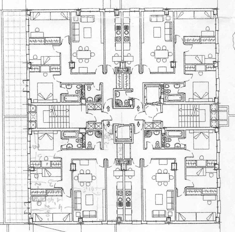 Pac fico i documento plano planta completa for Plano de planta