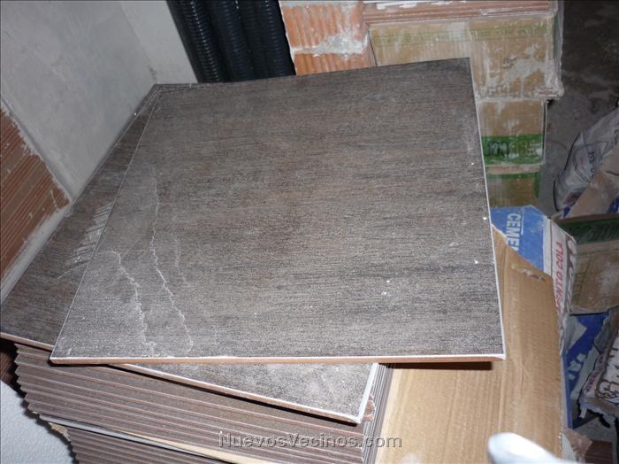 Almonacid parcelas 95 96 fotos azulejos suelo cocina y ba o pasillo - Azulejos suelo bano ...