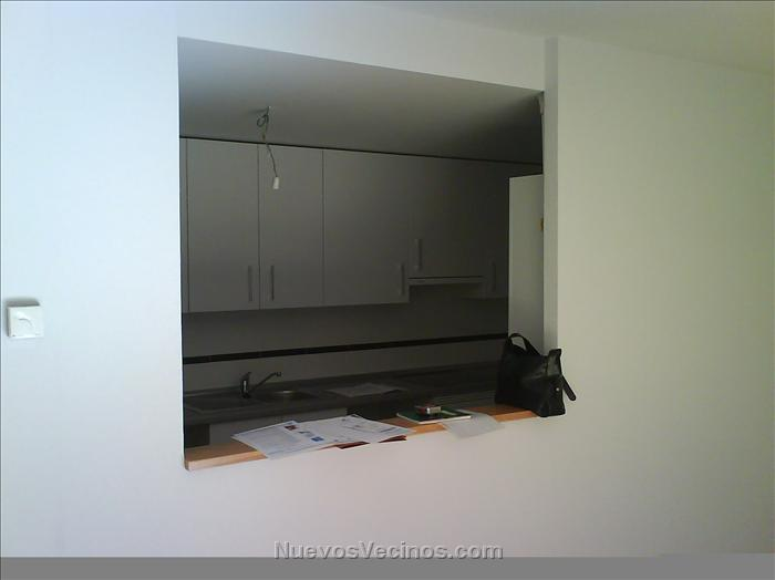 Butarque fotos ventana americana sal n cocina - Unir cocina y salon ...