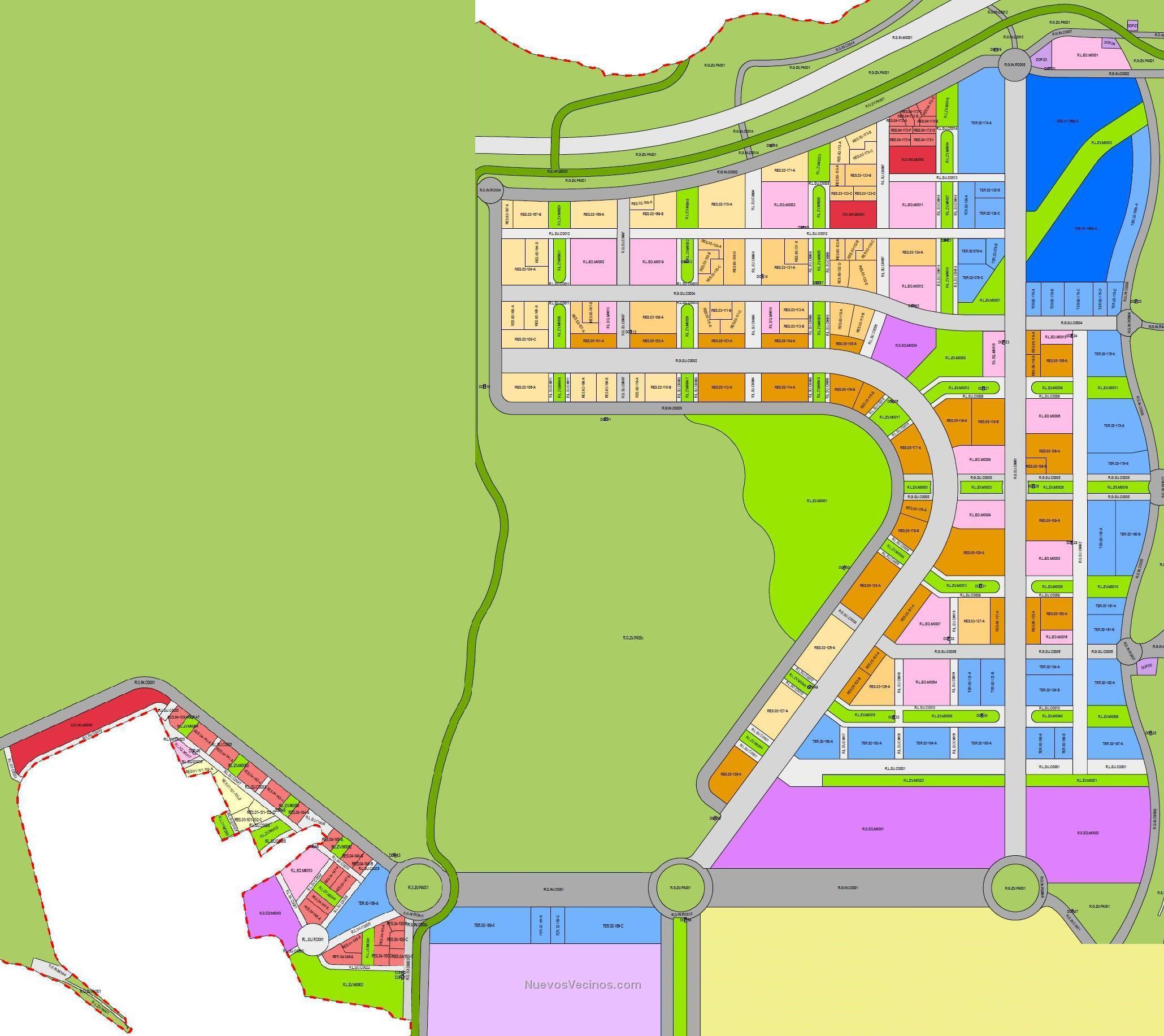 Parque valdebebas las c rcavas vs valdebebas - Fotos de parcelas ...