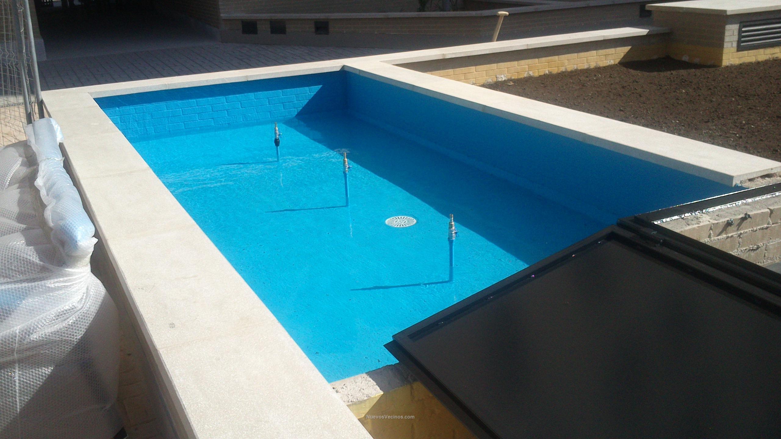 Proyecto joven casa de andaluc a coslada rivas fotos for Piscina rivas