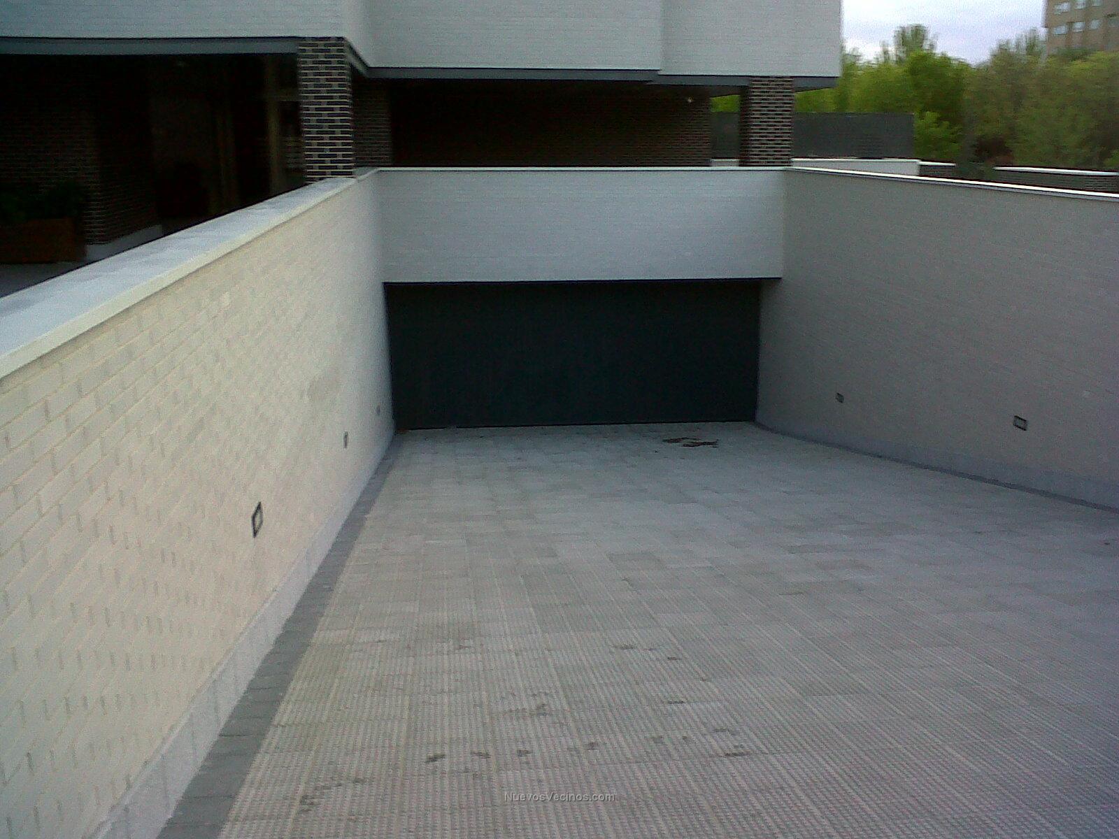 C lere santa eugenia fotos rampa del garaje - Rampas de garaje ...