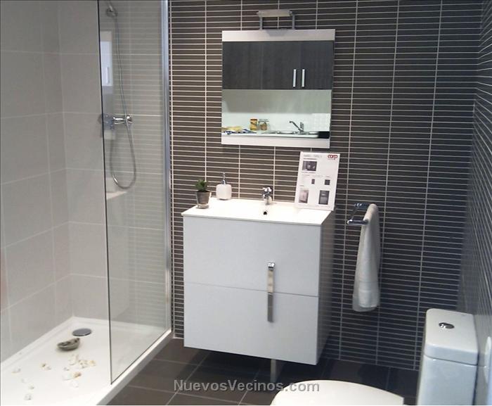 Corp Badalona Port - Fotos - Acabados baño tipo 1 ...