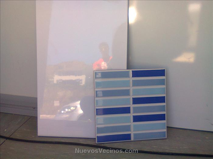 Baños Sin Azulejos Fotos:El Pedroso – Fotos – Azulejos cocina y baño – NuevosVecinoscom