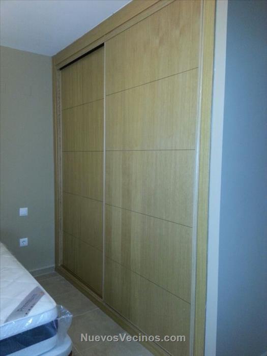 Residencial entrestrellas fotos armario empotrado - Ajustar puertas armario ...