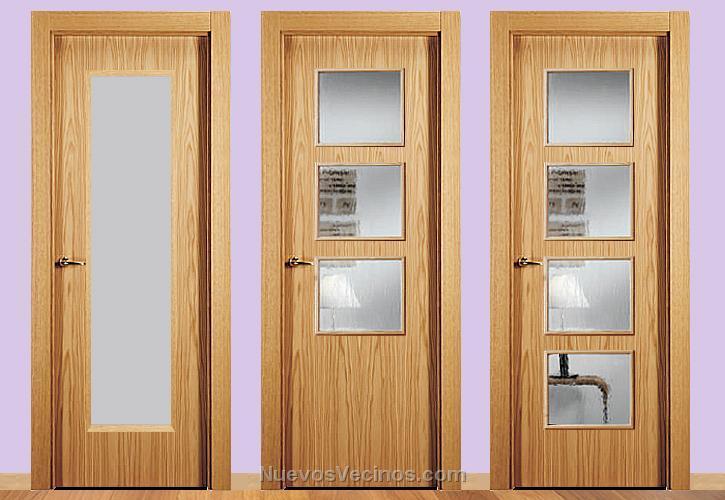 Habitat castilla la mancha fotos puertas de paso - Vidrieras para puertas ...