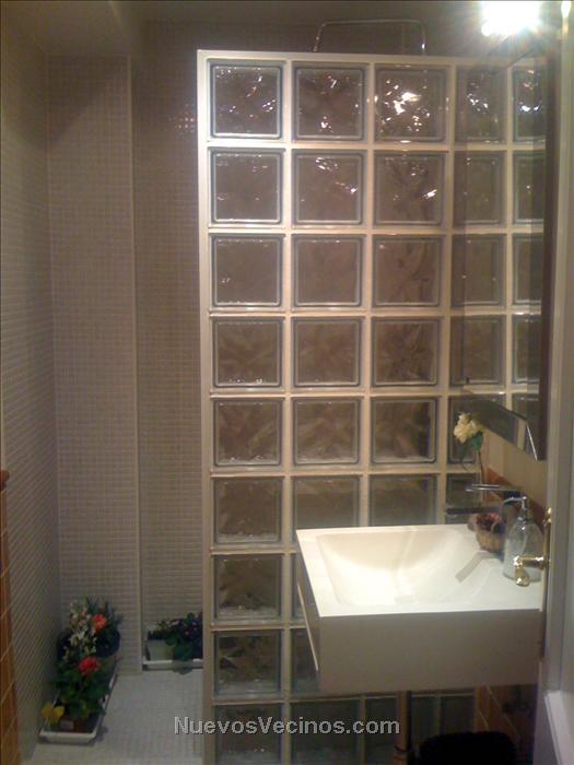 Ciudad jard n de aranjuez vpl fotos ducha de obra en pared detr s lavabo original - Duchas de obra fotos ...