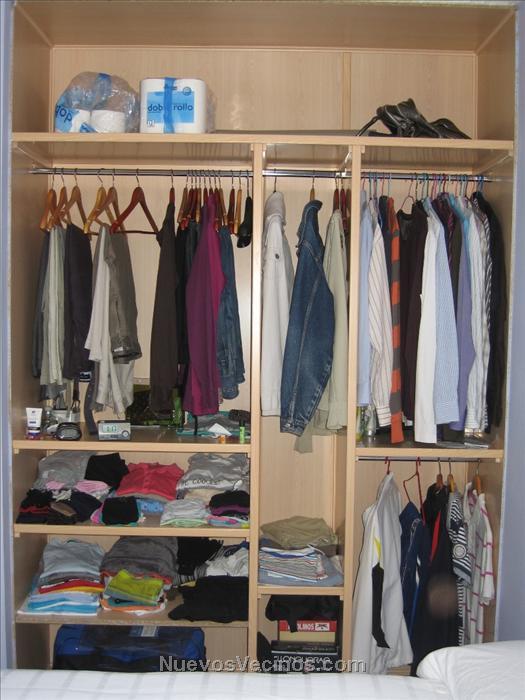 Soto del henares m14 fotos armario de la habitacion - Armarios por dentro ...