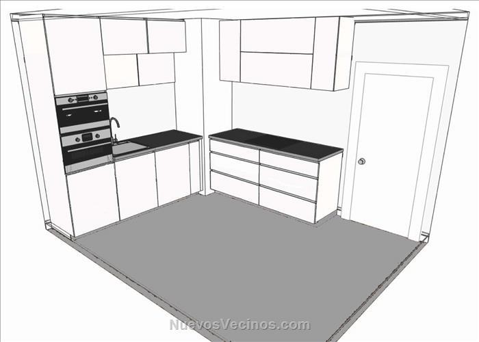 Acr miribilla cocinas y ba os muebles y tendederos for Muebles argare