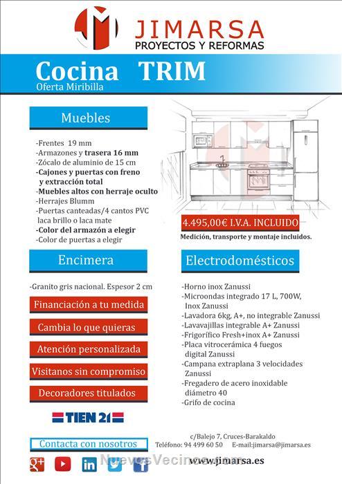 ACR - Miribilla - Cocinas y baños, muebles y tendederos ...