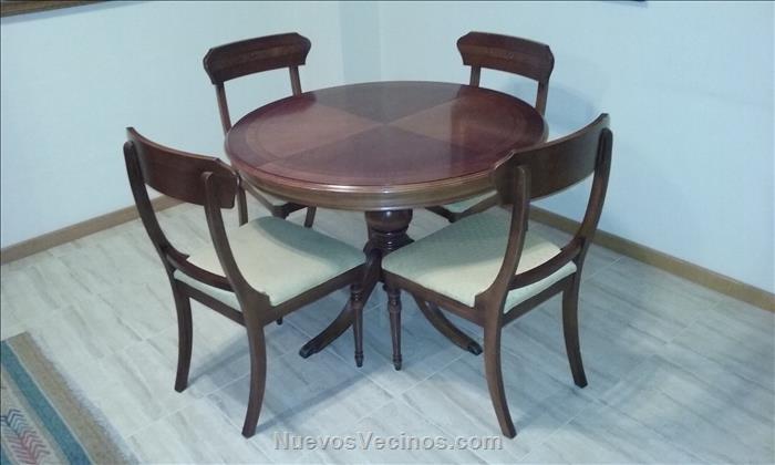 Mercadillo - Vendo mueble de salón, mesa comedor+4 sillas y mesa ...