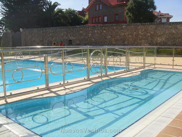 Comunidad de propietarios vallado de la piscina for Barandilla piscina
