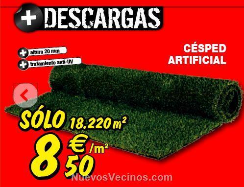 Residencial las rozas pryconsa cesped artificial - Cesped artificial oferta ...